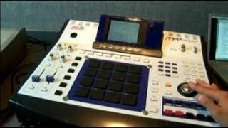 Sampling & Time Slicing on the Akai MPC 4000 : One Shot Sampling on the Akai MPC 4000