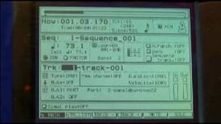 Sampling & Time Slicing on the Akai MPC 4000 : Recording a Sequence with the Akai MPC 4000