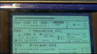 How to Use the Akai MPC 4000 : The Now Block of the Akai MPC 4000