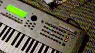 DJ Mathmatik in the Lab/Bed Room MPC 4000 Part 1