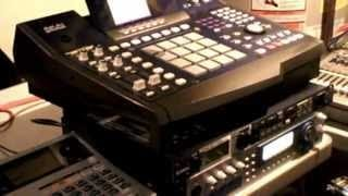 Akai Z4(Z8), MPC 4000 similarities